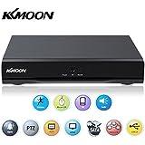 KKmoon 4 Kanal 960H CCTV Netzwerk Digital Video Recorder H.264 HDMI DVR Mobiltelefon Ansicht Bewegungserkennung