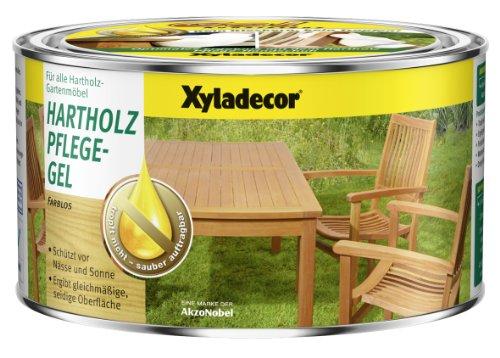 Xyladecor Hartholz Pflege Gel, farblos, 5123556 [Werkzeug]