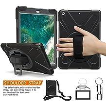 A1822 360 Drehständer Ledertasche iPad 2017 New Model Case