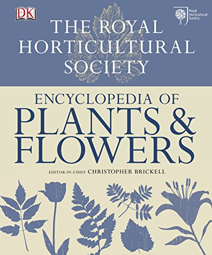 RHS Encyclopedia of Plants and Flowers by DK OGD270 ...
