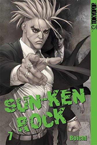 Sunken Rock (Sun-Ken Rock 07)