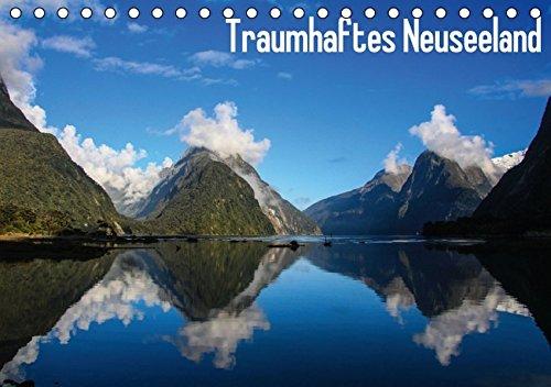 Traumhaftes Neuseeland (Tischkalender 2016 DIN A5 quer)