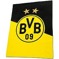 Borussia Dortmun Fleecedecke one Size