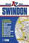 Swindon Street Plan (A-Z Street Plan)