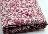 Hand Block Print Fabric Cotton Fabric Block Print Fabric 2.5 Meter Sanganeri Print Dabu Fabric Running Fabric 05
