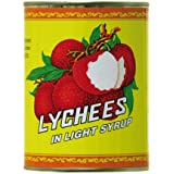 NARCISSUS Lychees au Sirop - Lot de 4
