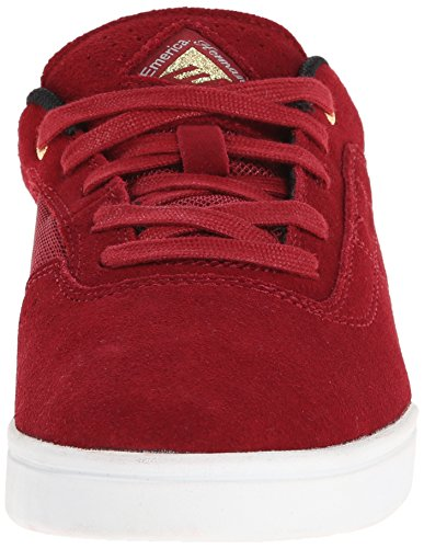 Emerica G6, Chaussures de sport homme Red/White/Black