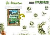 HEU-HEINRICH®  Bio – Bergwiesen – Kräuterheu aus dem Naturpark Thüringer Wald - 5