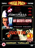 Heartless / My Sister's Keeper / Legacy Of Evil [DVD] by Bo Svenson