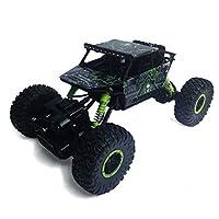 Specifiche:  Scala: 1:18  Dimensioni del veicolo: 260 * 160 * 120mm  Batteria per telecomando: 2 batterie AA (non incluse)  Campo applicabile: terra, erba, sabbia terreno  Funzioni: avanti, indietro, girare a sinistra, svoltare a destra, in grado di ...