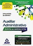 Paquete Ahorro Auxiliar Administrativo Junta de Andalucía. Ahorra 85 € (incluye Temarios volúmenes 1, 2 y 3, Test, Simulacros de Examen y Acceso a Campus Oro)