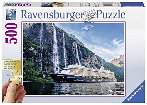 Ravensburger 13647 - Mein Schiff 4 im Fjord - 2