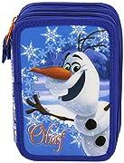 TRADE FROZEN OLAF ASTUCCIO 3 CERNIERE GIOTTO Codice Prodotto : 113738FROZEN - OLAF ASTUCCIO 3 CERNIERE GIOTTO
