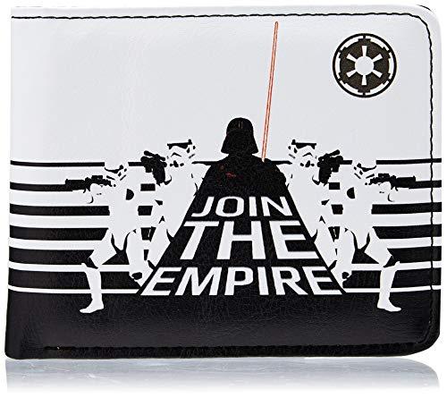 Billetera Star wars. Únete al Imperio