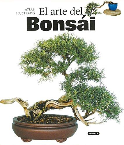 Arte Del Bonsai,Atlas Ilustrado por Equipo Susaeta