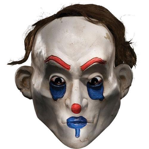Batman The Dark Knight Clown Happy Clownmaske (Dark Maske Knight Clown)
