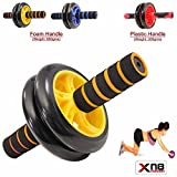 Xn8 Abs Abdominal Exercise Wheel Body Strength Gym Fitness Training Roller