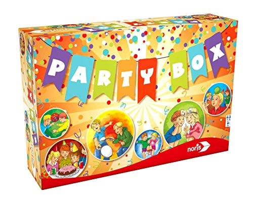 69 - Party Box für Kinder (Geburtstag Spiele Für Mädchen)
