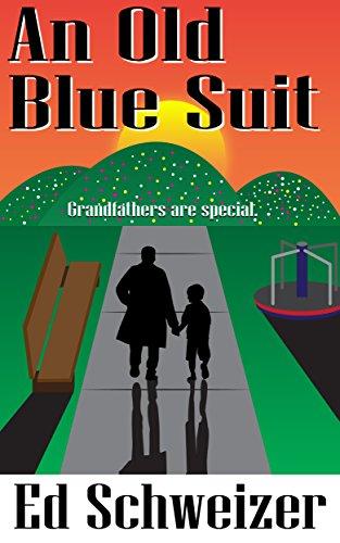 An Old Blue Suit