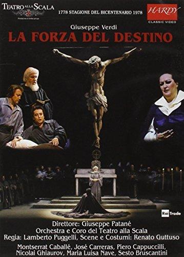 Bild von Verdi: La Forza del Destino (Scala, 18 June 1978) [2 DVDs] [UK Import]