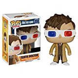 Figur POP. Doctor Who 10th Doctor with 3d Glasses Exclusive Test