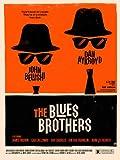 The Blues Brothers reproduction photo affiche du film 40 x 30 cm