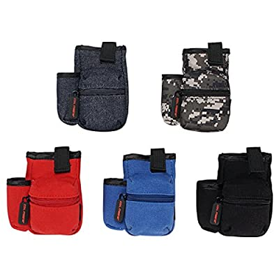 Coil Master Pbag 100% Authentic Universal Multi-Functional Electronic Cigarette Vape Travel Carrying Case Mini Vape Carry Bag for Tools, Liquids, RDA RTA Atomizer Mods, Batteries, Cotton / Wicking Supplies, Vape Kits, Vape Pens, and More! [BAG ONLY] from