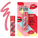 Lakmé Lip Love Chapstick Cherry, 4.5 g