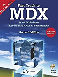 Fast Track to MDX by Mark Whitehorn (2005-10-15)
