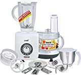 Inalsa Craze 700W Food Processor