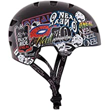 O'Neal Dirt Lid Zf Crank Casco De Bicicleta, Multicolor, M (54-58 cm)