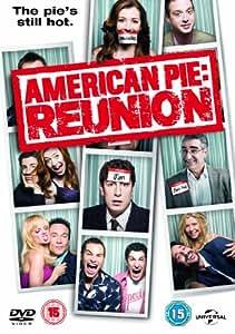 American Pie Reunion DVD [VHS]