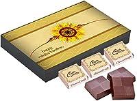 ChocoCraft Rakhi Gift for Brother 18 Chocolate Box