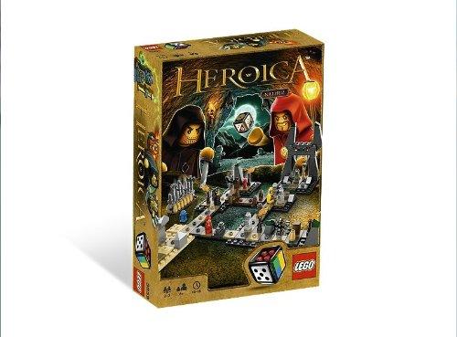 Imagen 3 de LEGO Juegos de mesa 3859 - Heroica Las Cavernas de Nathuz
