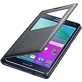 Samsung S-View Etui pour Samsung Galaxy A5 Noir