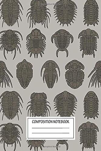 Notebook: Trilobita , Journal for Writing, Size 6
