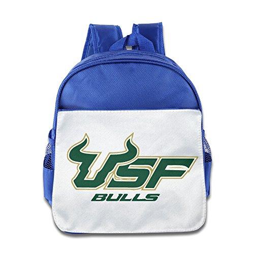 Universität von South Florida Bulls Kleinkind Kinder Schulter Schule Tasche royalblau, Königsblau (Blau) - KOLA-8217118-ERTshubao-RoyalBlue-29 (Armee Baseball Jersey)
