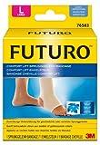 FUTURO FUT76583 Comfort Sprunggelenk-Bandage, beidseitig tragbar, Größe L, 38,0 – 44,5 cm
