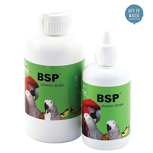 Vetark BSP Liquid Multi-Vitamin Drops for Parrots & Birds