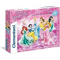 Clementoni 24466 - Princess Maxi Puzzle, 24 Pezzi