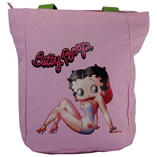 Betty Boop Beach Sac porté main pour Femme Sac à l'épaule