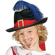 Guirca - Sombrero de mosquetero de fieltro d7714302c23