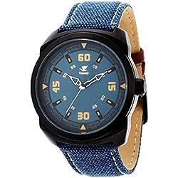 Espoir Explorer High Quality Analog Blue Dial Men's Watch - OTS0507