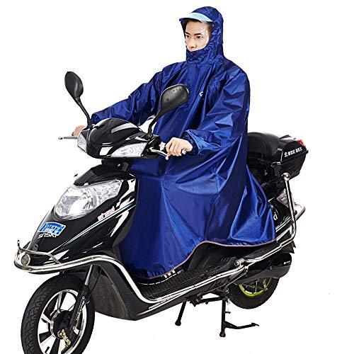 RENJUN Regenjacke Regenjacke Regenjacke Regenjacke mit Kapuze Poncho Anzug Motorrad Regenhose Set Schutzausrüstung Arbeit Outdoor-Aktivitäten Regenmantel (größe : XXXL)