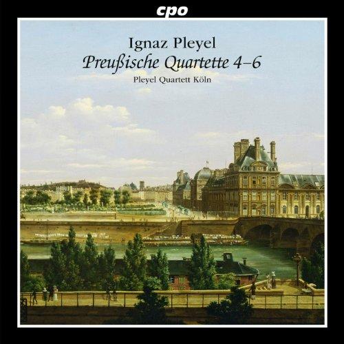 Pleyel: Preussische Quartette 4-6