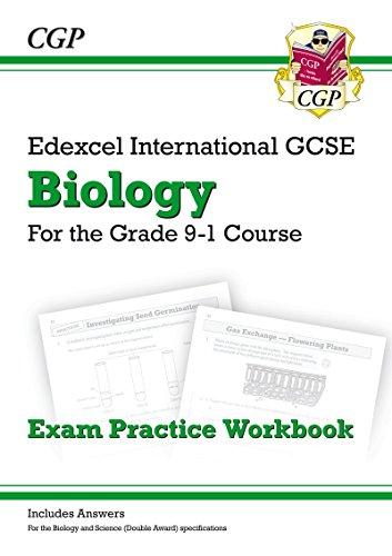 New Grade 9-1 Edexcel International GCSE Biology: Exam Practice Workbook (Includes Answers) por CGP Books