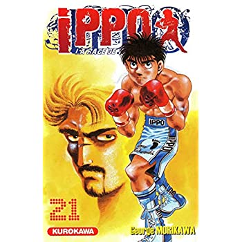 Ippo - saison 1, La rage de vaincre - tome 21 (21)
