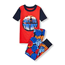 The Childrens Place Boys Pyjama Bottom (20764871231_Heat Wave_7)