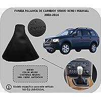 Para VOLVOXC90 Cambio Manual Modelos (2002-2014) Funda para Palanca de Cambio 100