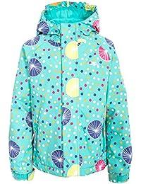 Trespass Kids Hopeful Waterproof Rain/Outdoor Jacket with Hood